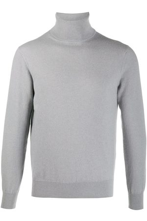 Cruciani Roll-neck cashmere jumper