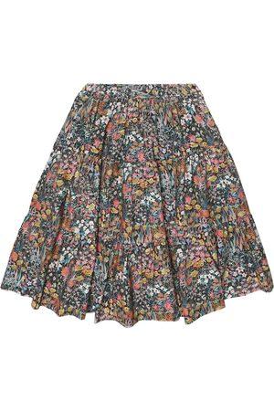 BONPOINT Lise Liberty-print corduroy skirt