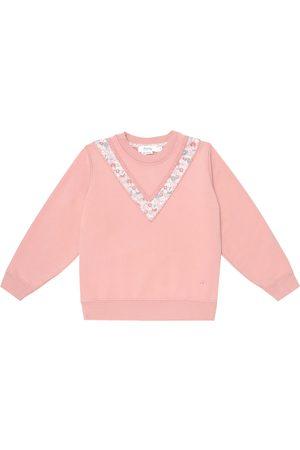 BONPOINT Liberty-print cotton jersey sweatshirt