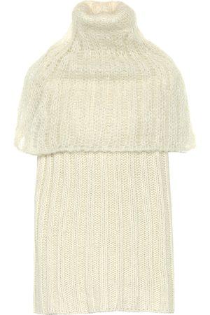 Jil Sander Turtleneck wool-blend sweater