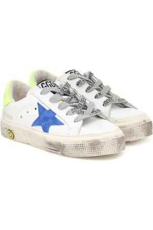 Golden Goose Girls Sneakers - Superstar leather sneakers