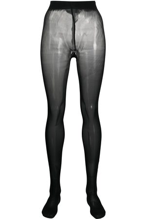 Philipp Plein Skull embellished tights