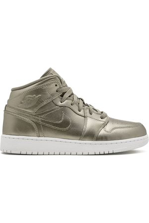 Jordan Kids TEEN Air Jordan 1 MID SE sneakers