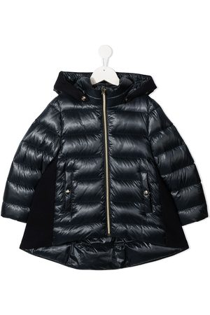 HERNO Padded zip-up down jacket
