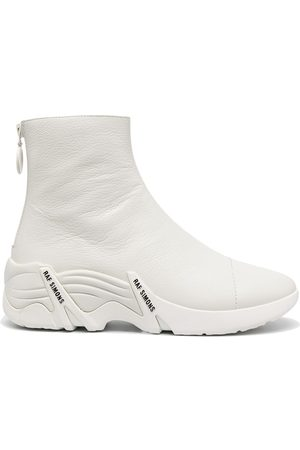 RAF SIMONS Ankle zip boots