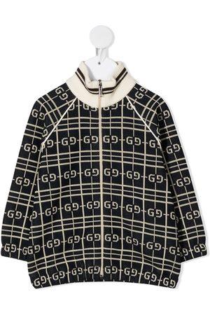 Gucci Interlocking G bomber jacket