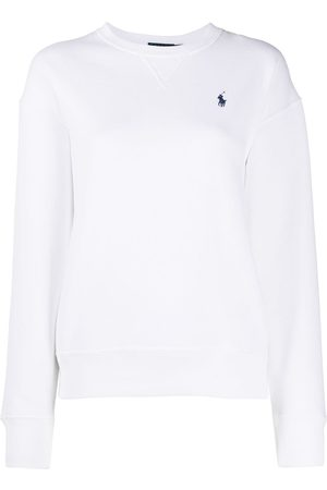 Polo Ralph Lauren Plain long-sleeve sweatshirt