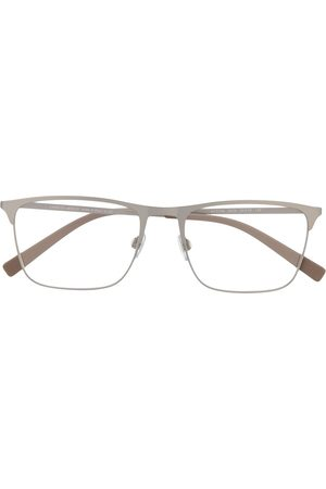 Armani Rectangle frame glasses