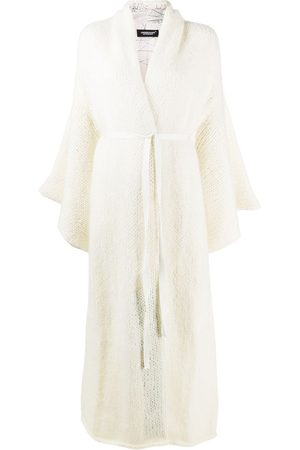 UNDERCOVER Chunky-knit oversized cardigan