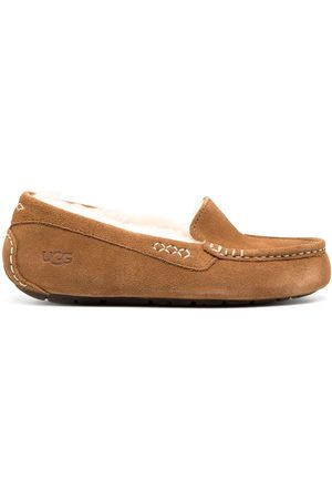 UGG Shearling-lined loafers