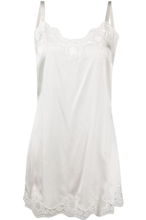 Dolce & Gabbana Lace-detail slip dress