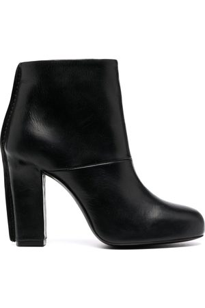 LEMAIRE Leather ankle boots