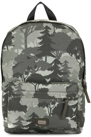 Dolce & Gabbana Tree print backpack