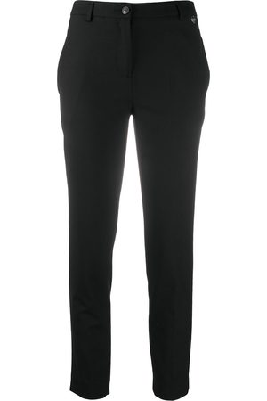 Twin-Set Cropped skinny trousers