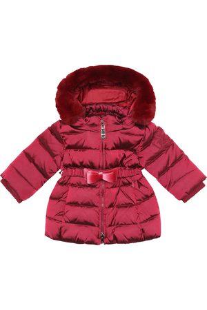 MONNALISA Coats - Baby down coat