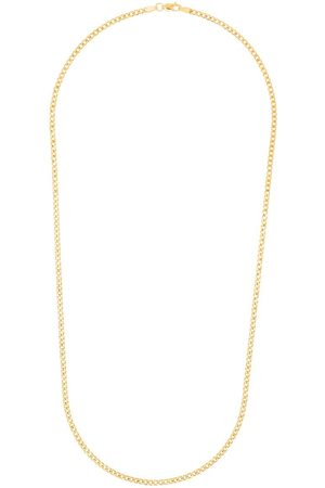 Hermina Athens Anchor chain-link necklace