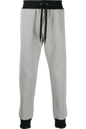 Dolce & Gabbana Tapered cuff jogging trousers