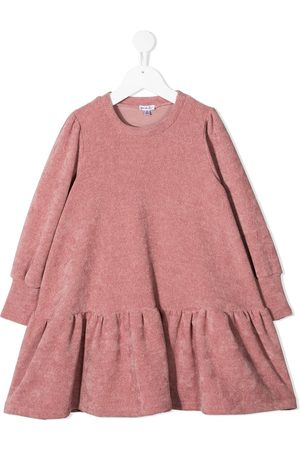 Piccola Ludo Flared knit dress