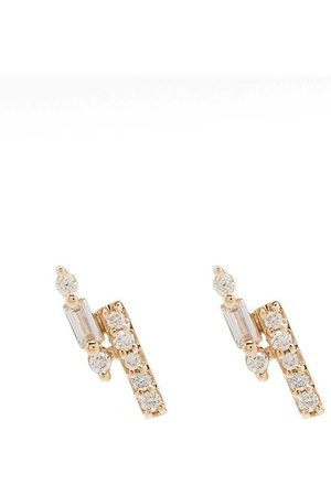 Dana Rebecca Designs 14kt yellow diamond earrings