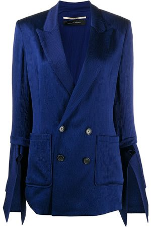 Roland Mouret Double-breasted fitted blazer