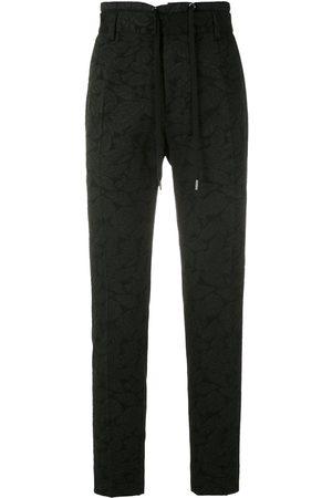 Dolce & Gabbana Jacquard slim-fit trousers