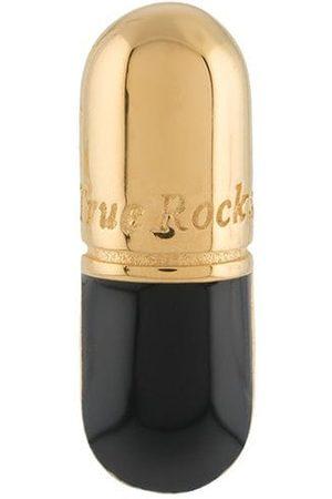 TRUE ROCKS Pill stud earring