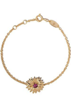Aurélie Bidermann 18kt yellow Bouquet pendant bracelet