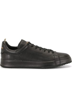 Officine creative Textured low-top sneakers