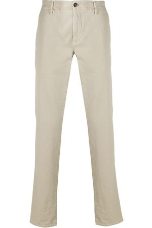 Incotex Straight-leg logo chinos