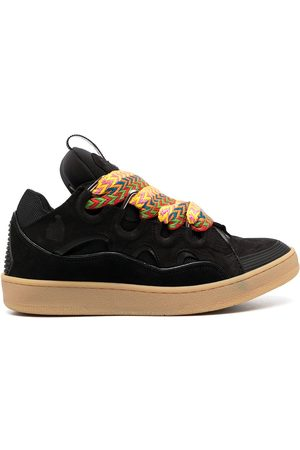 Lanvin Zigzag lace-up sneakers