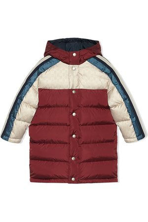 Gucci GG padded coat