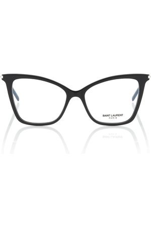 Saint Laurent SL 386 cat-eye glasses