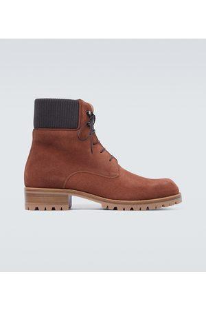 Christian Louboutin Trapman hiking boots