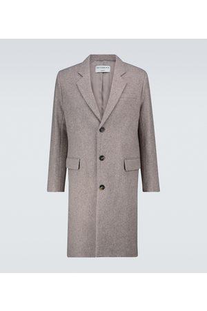 EDITIONS M.R Men Coats - Arthur single-breasted coat
