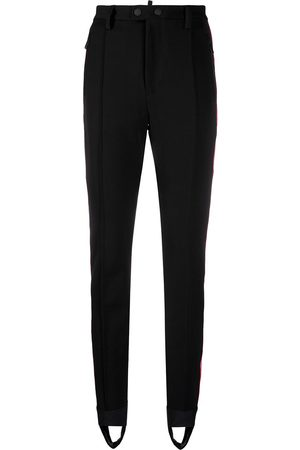 Dsquared2 Logo-tape ski trousers
