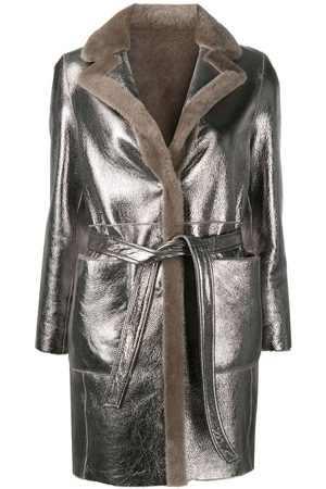 Blancha Reversible leather jacket