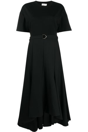 3.1 Phillip Lim Belted asymmetric dress