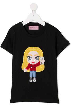 Chiara Ferragni Doll print T-shirt