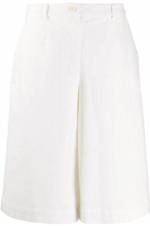 STEFANO MORTARI Wide-leg culotte trousers