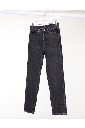 ONLY Straight leg jeans with high waist in