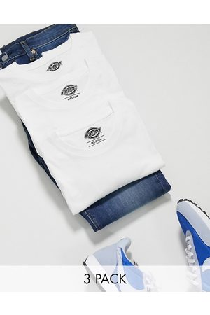 adidas 3-pack t-shirts in
