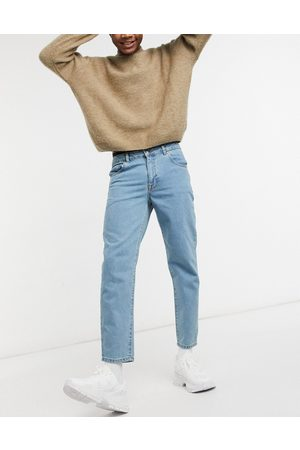 ASOS Classic rigid jeans in tinted light wash