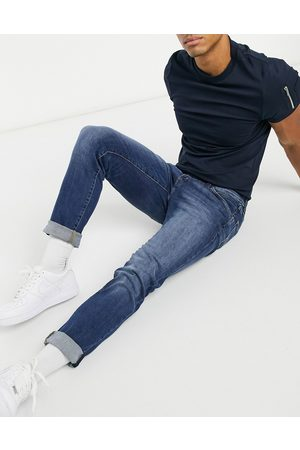 Jack & Jones Intelligence Glenn super stretch slim tapered jean in