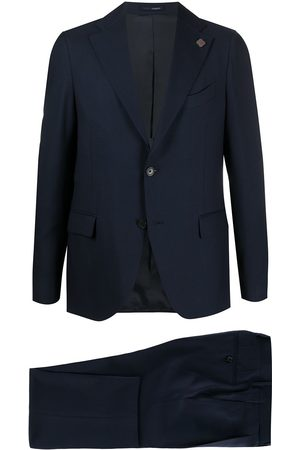 LARDINI Two-piece wool suit