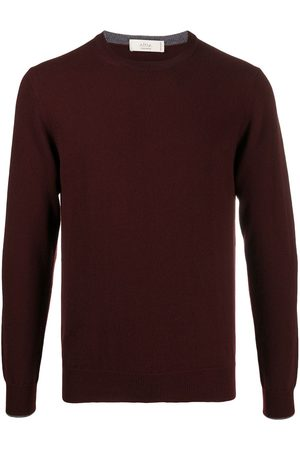ALTEA Crew-neck cashmere jumper