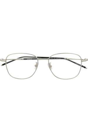 Mont Blanc Round frame glasses