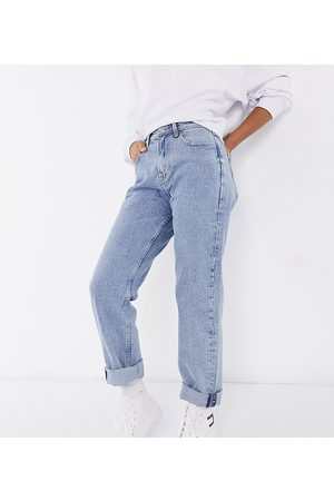Tommy Hilfiger Ultra high rise straight in light wash
