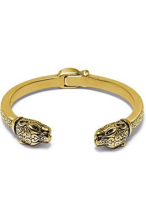 Nialaya Adorned panther bangle
