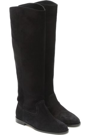 Jimmy Choo Bree suede knee-high boots