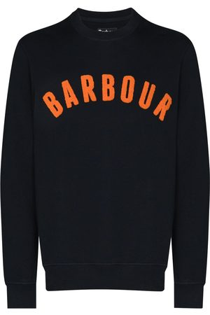 Barbour Prep-logo crew-neck sweatshirt